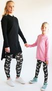 Flamingo leggins, svart